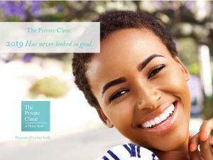 2019 new year resolutions the private clinic