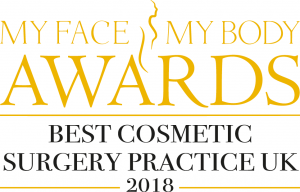 Best cosmetic Surgery Practice My Face My Body 2018 the private clinic 300x192 2