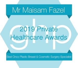 best breast surgeon Mr Maisam Fazel Award Winning Onco Plastic Breast Surgeon 300x261 1