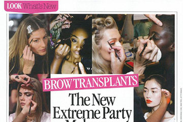 news brow transplants the new extreme party makeover the private clinic