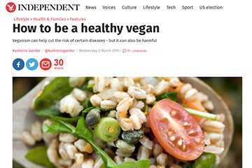 news how to be a healthy vegan express the private clinic