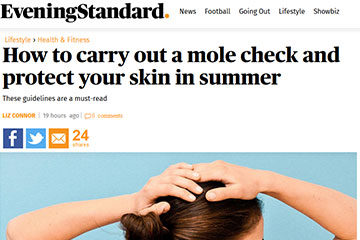 news how to carry out a mole check and protect your skin in summer the private clinic