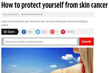 news how to protect yourself from skin cancer the private clinic