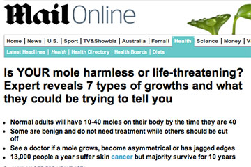 news is your mole harmless or life threatening the private clinic