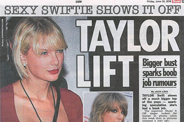 news taylor lift the private clinic