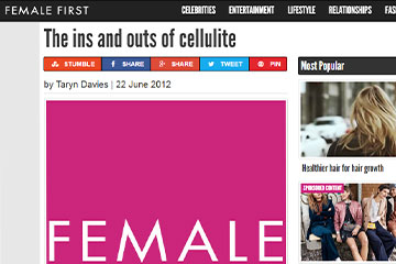 news the ins and outs of cellulite the private clinic