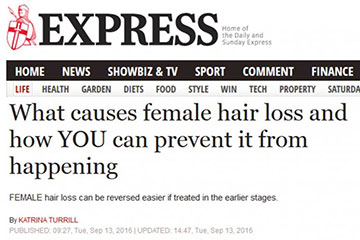 news what causes female hair loss and how you can prevent it from happening the private clinic