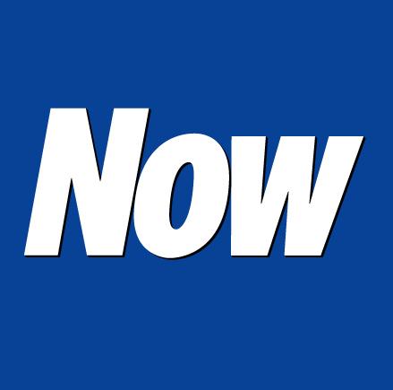 now magazine logo