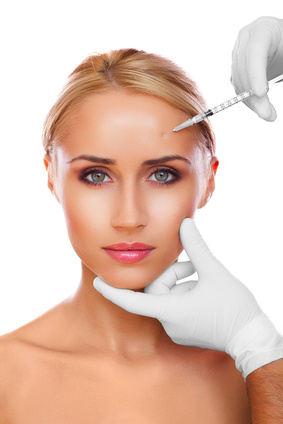 Cosmetic Botox to the Face for Women