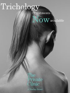 Trichology treatments now available