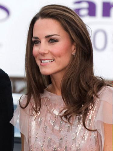 Kate Middleton's nose