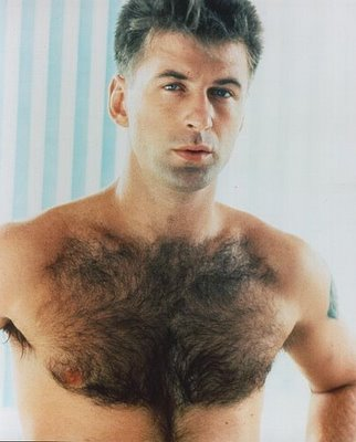 Alec Baldwin Manscaping - You Can Define Your Body Hair with Laser Hair Removal