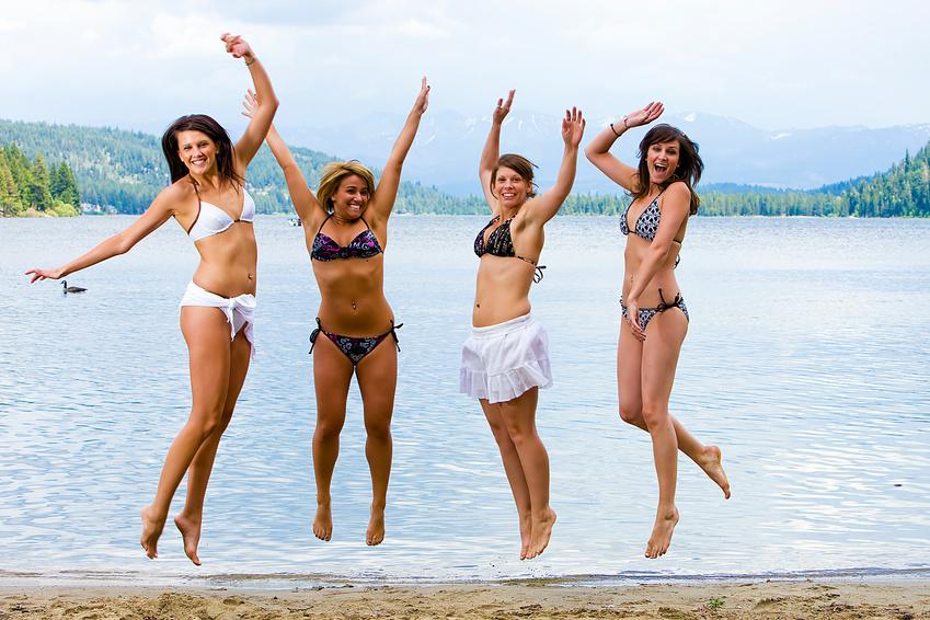 laser hair removal bikini body