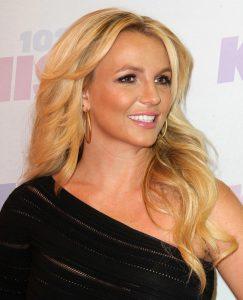 Britney Spears varicose veins