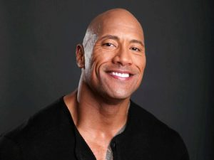 Dwayne Johnson male chest reduction gynecomastia