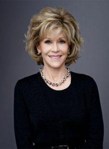 Jane Fonda chin micro-liposuction
