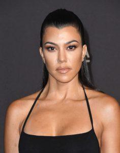 Kourtney Kardashian breast augmentation